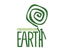 Organization Earth Logo - Solutions 2Grow